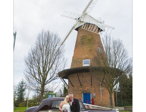 Wedding photographer at The Rayleigh Windmill Essex