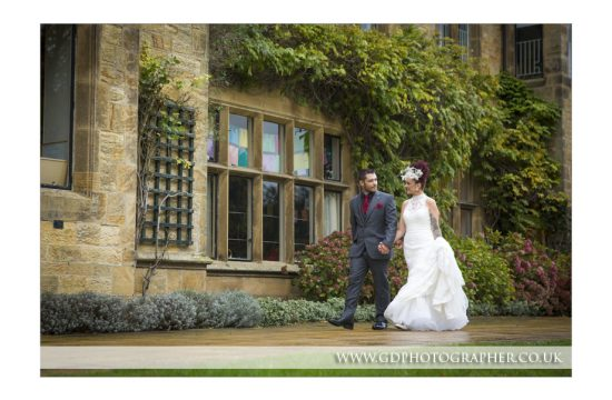 Wedding photographer at Mountains Country House Kent