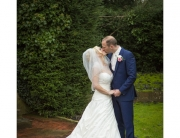 Wedding photographer at The De Rougemont Manor Bretwood