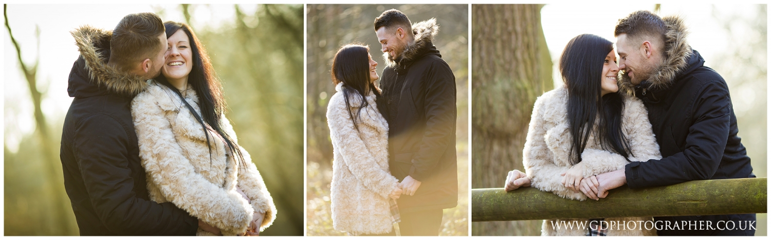 Couples portraits in Essex