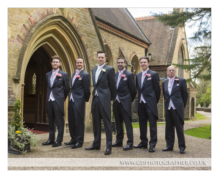 Wedding Photographer at Crondon Park Essex