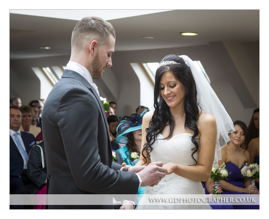 Wedding photography at The Rayleigh Club