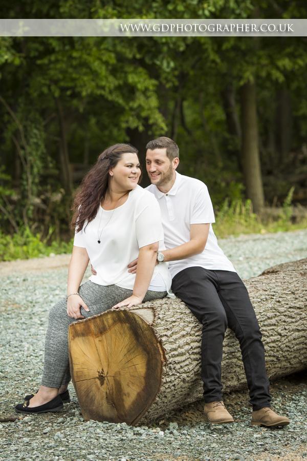 Couples portrait photographer in Southend