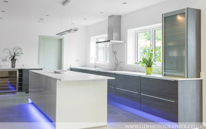 Kitchen Photographer in Essex
