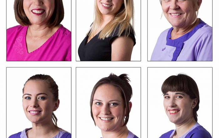 London Staff Headshots