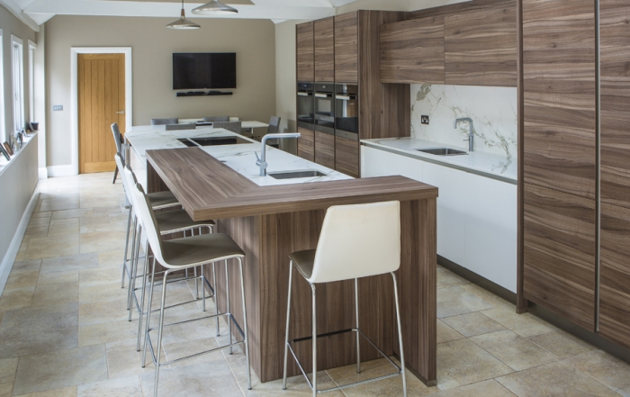 Kitchen interior photographs Essex