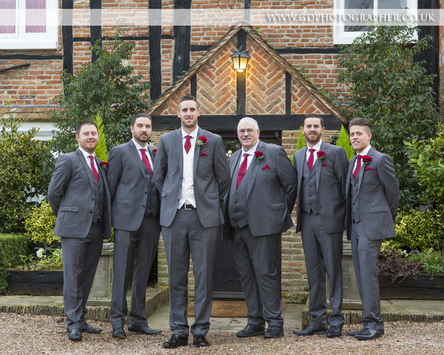 Modern Wedding photographer at Newland Hall Chelmsford