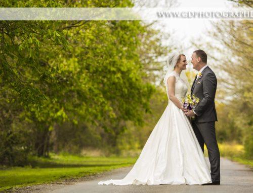 Newland Hall Wedding Photography – Grace and Simon