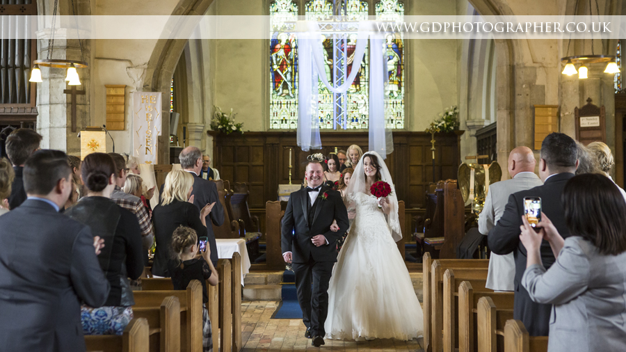 The Rayleigh Club Wedding Photography