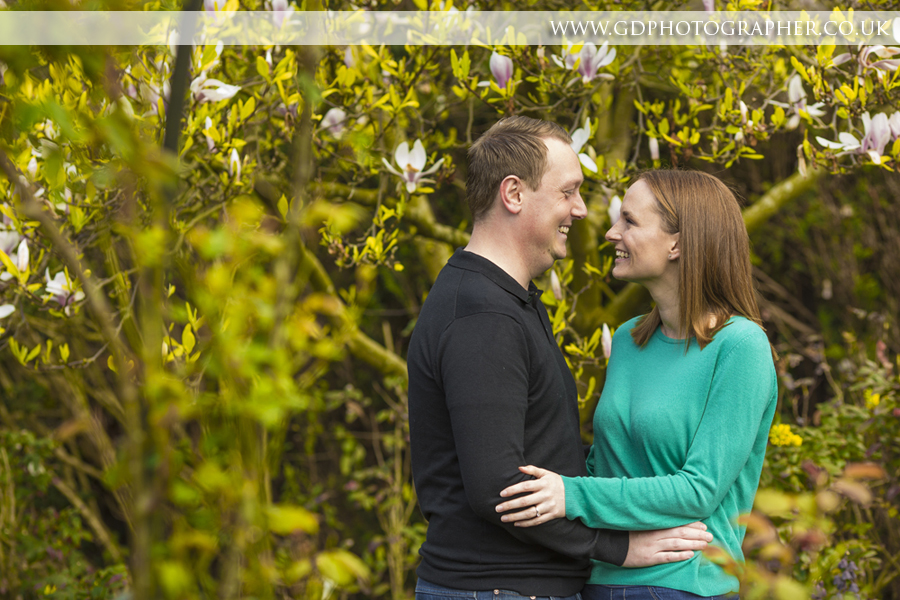 Engagement Photoshoot in Southend