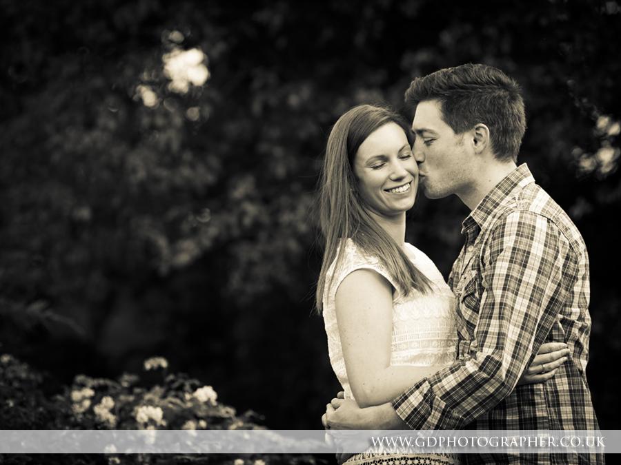 Couples Engagement Portraits Southend