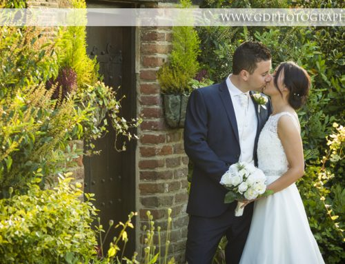 Professional Wedding Photographer at Newland Hall – Lauren and Luke