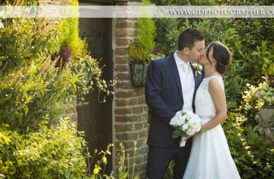 Wedding photos at Newland Hall