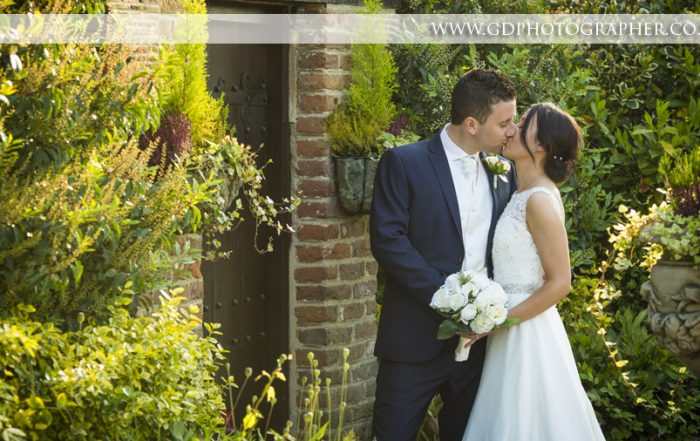 Wedding photos at Newland Hall