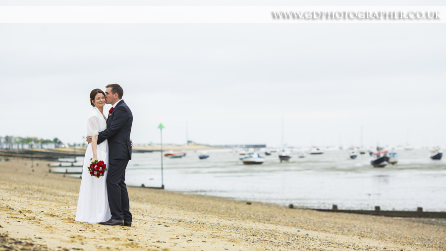 Wedding Photographer at St Mary's Church Southend