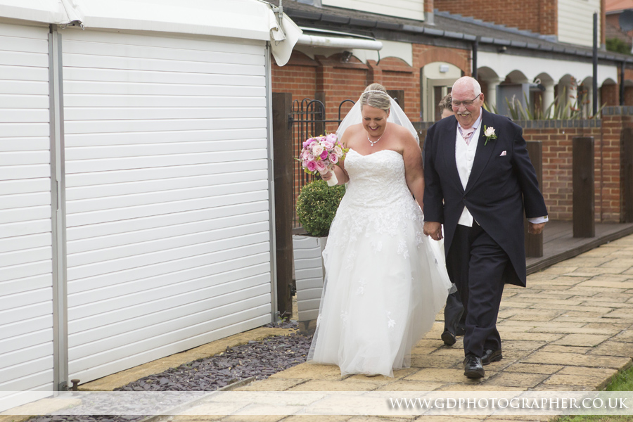 Featured wedding The Rochford Hotel