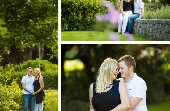Engagement Shoot in Southchurch Park