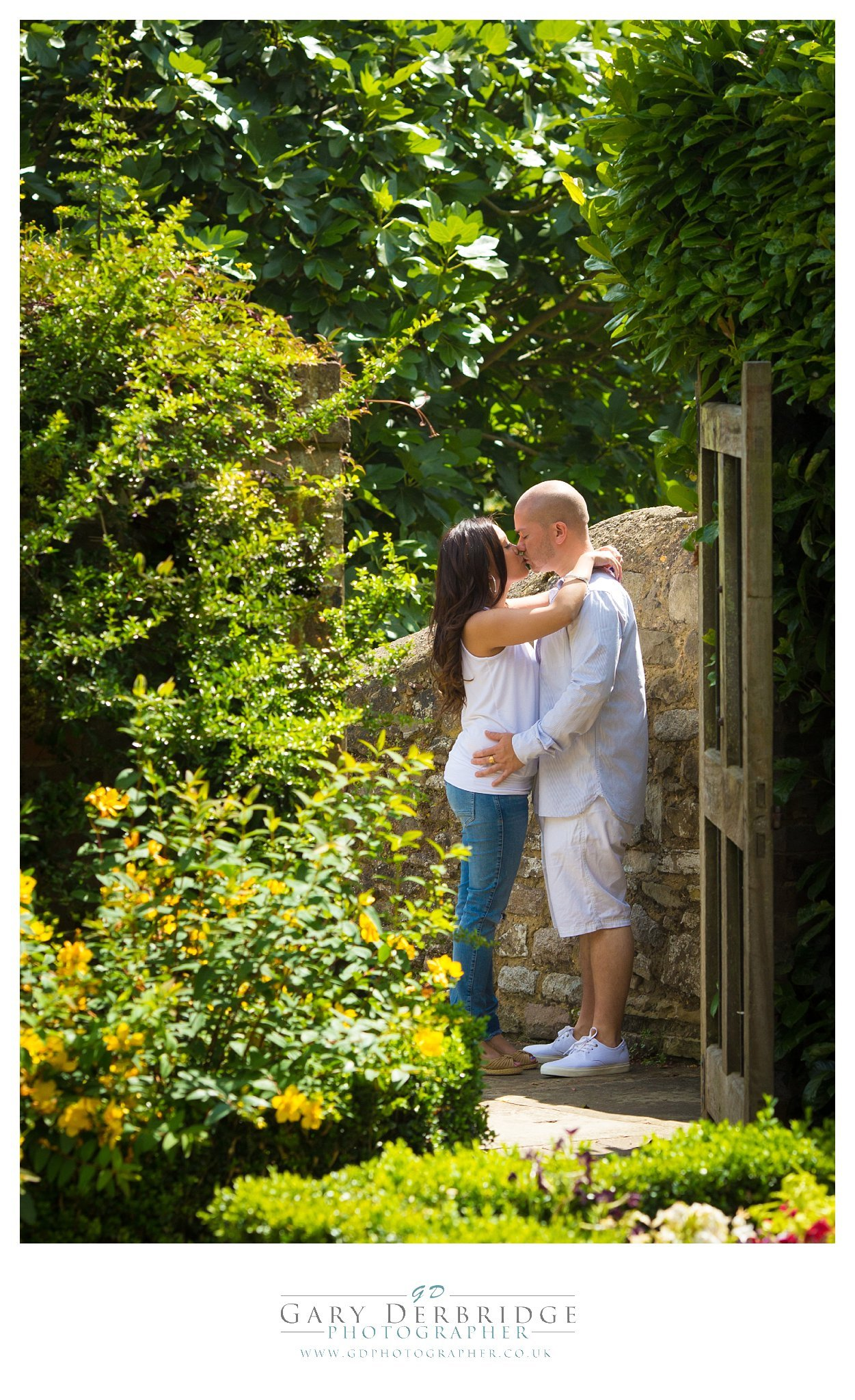 Engagement Portraits in Southend Essex