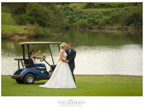 Wedding photographer at Channels Golf Club – Kayleigh and Anthony