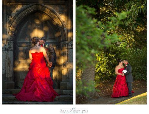 Rayleigh Church Wedding Photography – Jenna and Dean