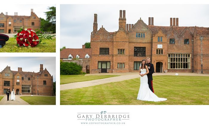 Military wedding photographer in Essex