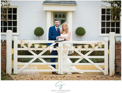 Vaulty Manor wedding photographer – Zoe and John