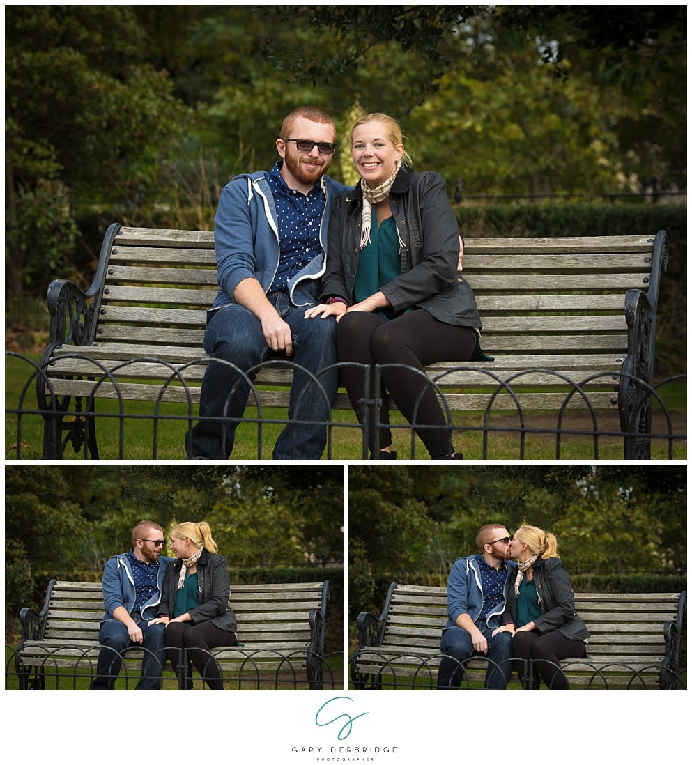 Couples engagement photoshoot Southend