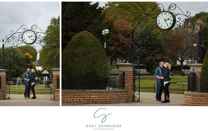 Couples engagement photoshoot Southend