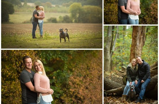 Gusted Hall engagement shoot Hockley