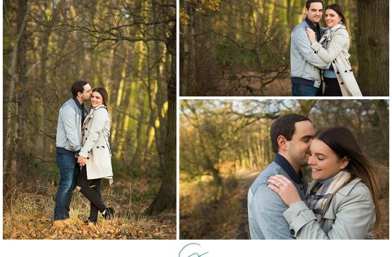 Engagement Shoot photography in Essex