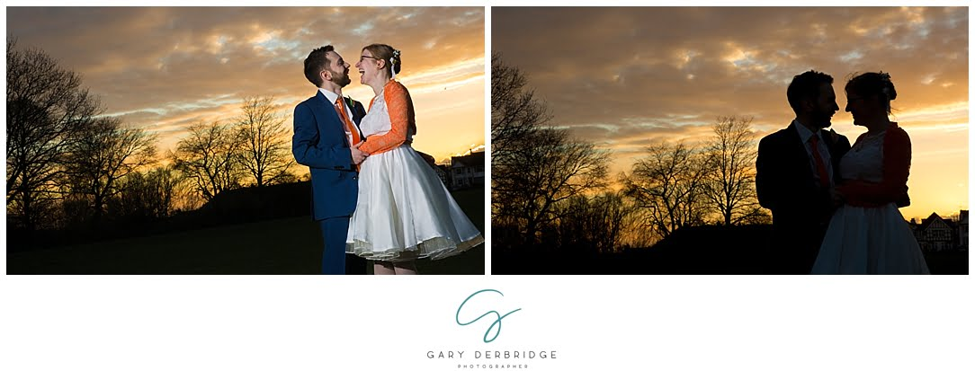 Chalkwell Park View Suite Wedding Photographer