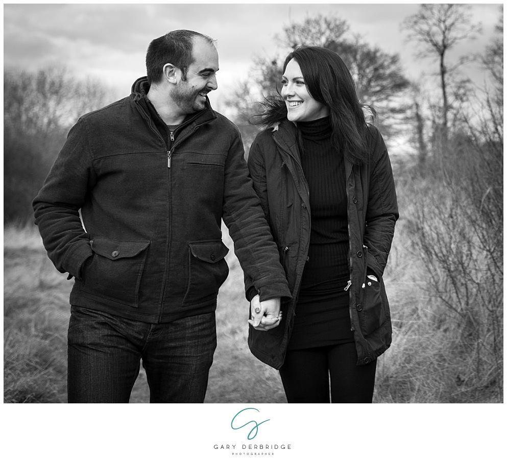 Great Wakering Engagement Shoot Portrait Session