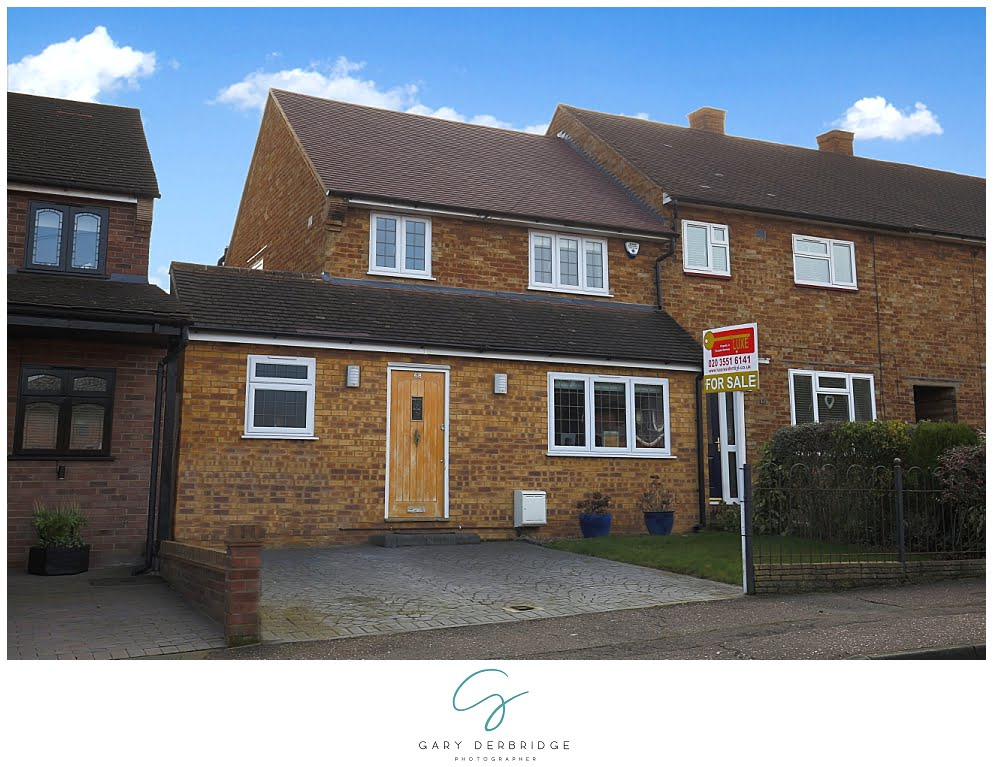 Estate agent property for sale photography Essex