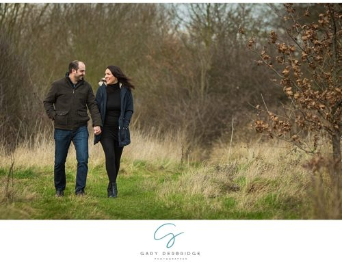 Great Wakering Engagement Shoot Portrait Session – Michelle and Gary