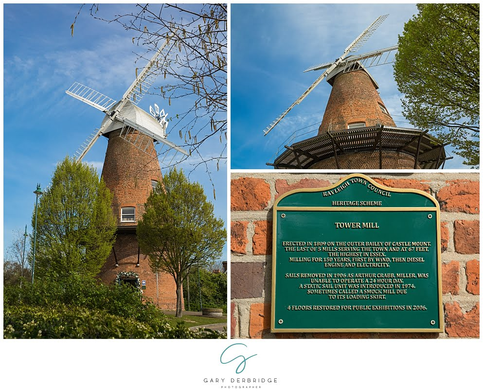 Rayleigh Windmill Wedding Photography