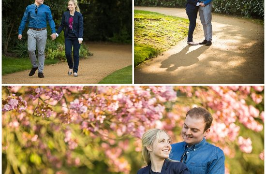 Hylands House Engagement Shoot | couples portraits at Hylands Park | Hylands house engagement photo shoot