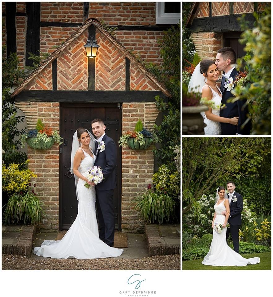Newland Hall Wedding Photos Roxwell Essex