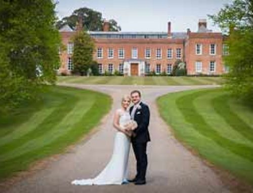 Wedding Photography at Braxted Park – Katie and Rob