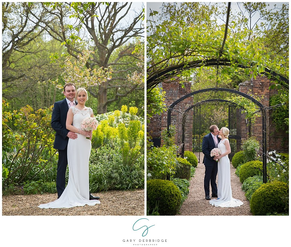 Wedding Photography at Braxted Park