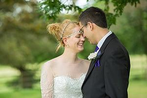 the lawn wedding photos