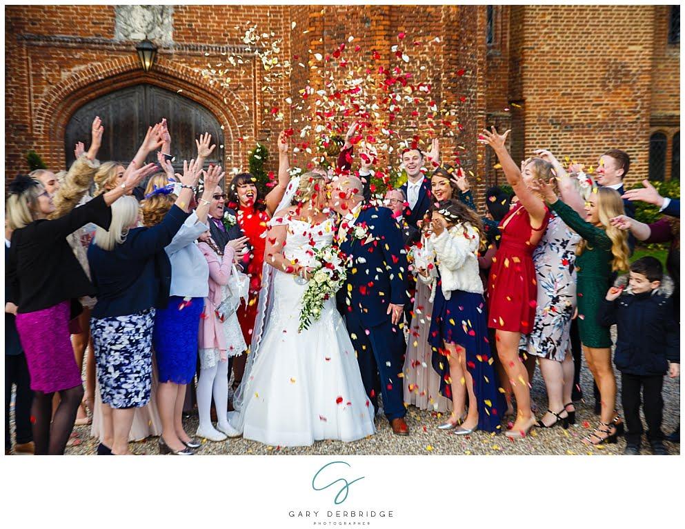 Wedding photos at Leez Priory