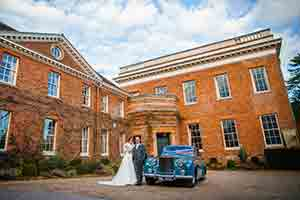 Hedingham Castle Wedding Photographer