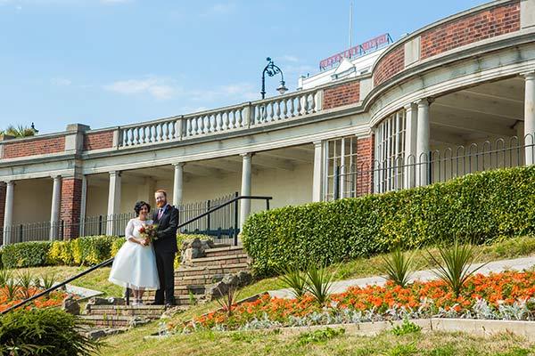 The Westcliff Hotel Wedding Venue