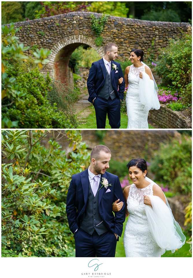 Wedding Photography at Bressingham Hall