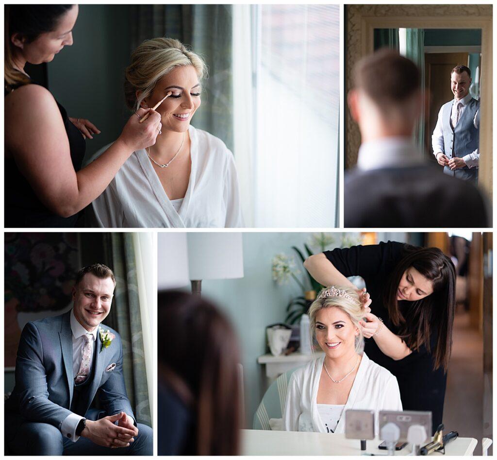 Wedding photographer the roslin